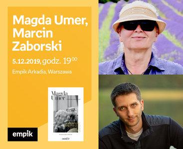 Magda Umer, Marcin Zaborski | Empik Arkadia