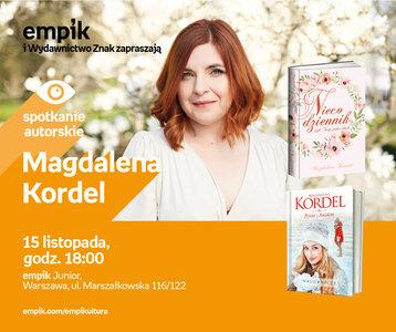 Magdalena Kordel | Empik Junior