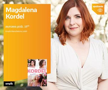 Magdalena Kordel | Empik Manufaktura