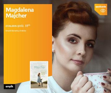 Magdalena Majcher   Empik Bonarka