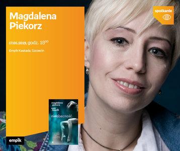 Magdalena Piekorz   Empik Kaskada