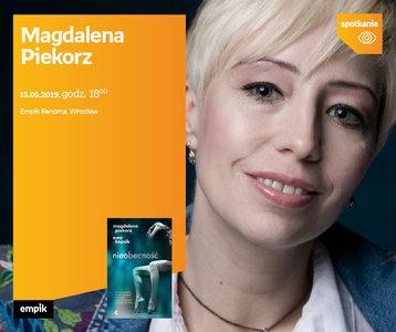 Magdalena Piekorz   Empik Renoma