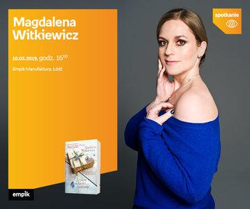 Magdalena Witkiewicz | Empik Manufaktura