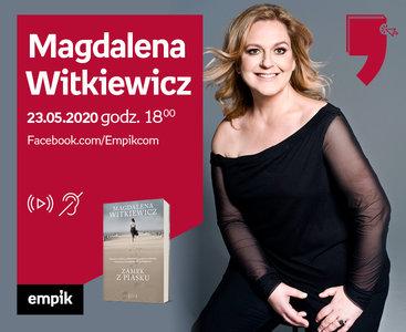 Magdalena Witkiewicz – Premiera
