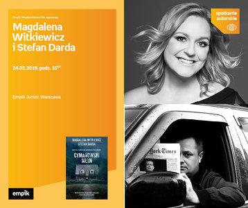 Magdalena Witkiewicz, Stefan Darda | Empik Junior