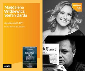 Magdalena Witkiewicz, Stefan Darda | Empik Millenium Hall
