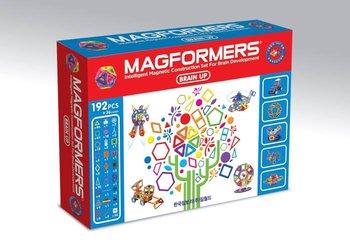 Magformers, klocki magnetyczne Brain, 63083-Magformers