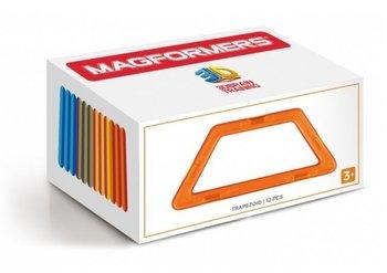 Magformers, klocki magnetyczne Trapezy-Magformers