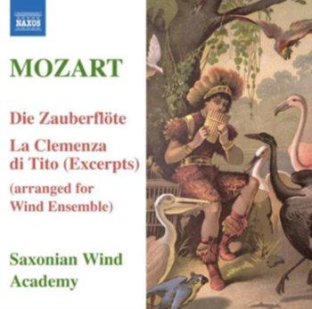 Magic Flute / La Clemenza di Tito-Saxonian Wind Academy