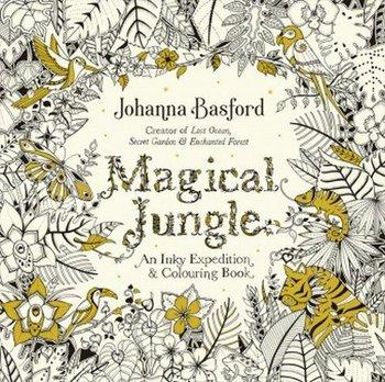 Magical Jungle-Basford Johanna