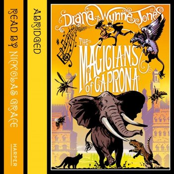 Magicians of Caprona-Jones Diana Wynne