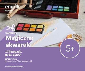 Magiczne akwarele | Empik Silesia