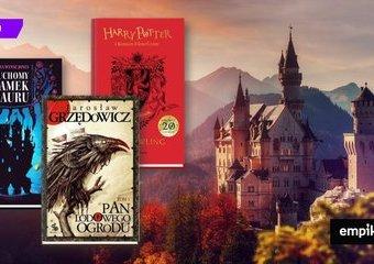 Magiczne zamki z książek
