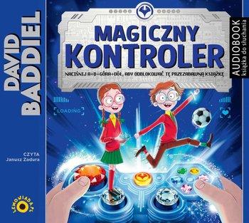 Magiczny kontroler-Baddiel David