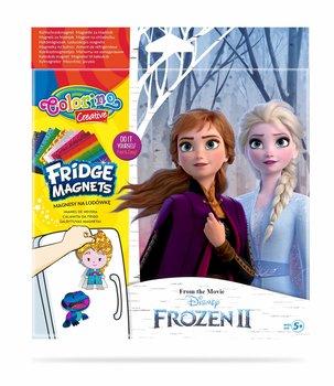 Magnes na lodówkę, Frozen, mix, 4 sztuki-Patio