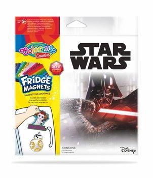 Magnes na lodówkę, Star Wars, mix, 4 sztuki-Patio