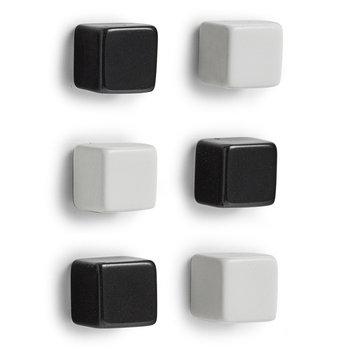 Magnesy do notatek, Cubes, 6 sztuk-Zeller