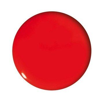 Magnesy do tablic na lodówkę, czerwone, 30 mm, 6 sztuk-TETIS