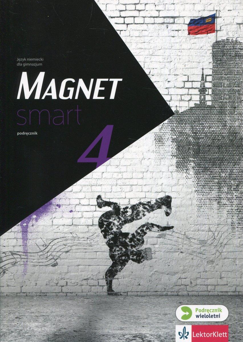 Magnet Smart 4 Język Niemiecki Podręcznik Wieloletni Cd Klasa 1