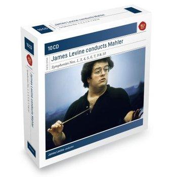 Mahler: Complete Symphonies-Levine James