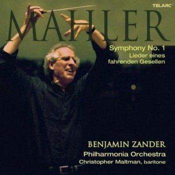 Mahler: Symphony No.1 Lieder Eines Fahrenden Gesellen-Philharmonia Orchestra