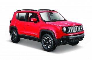 Maisto, samochód kolekcjonerski Jeep Renegade, 31282/1-Maisto