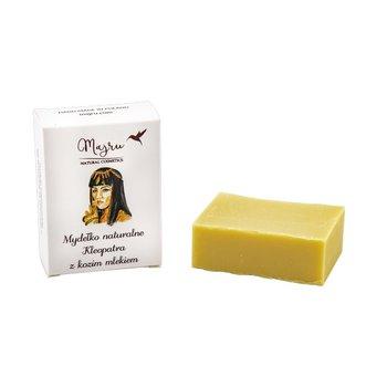 Majru, mydełko naturalne Kleopatra z kozim mlekiem, 100 g-Majru