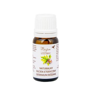 Majru, naturalny olejek eteryczny geranium różane, 10 ml-Majru