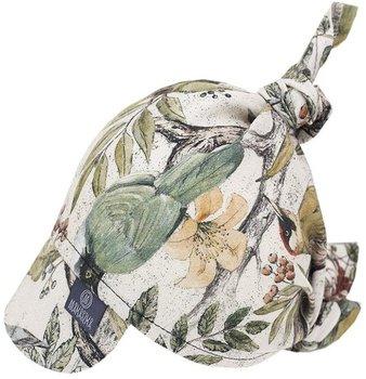 Makaszka Chustka z Daszkiem Dziecięca Wiązana Ornithology-Makaszka