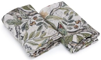 Makaszka, Pieluszki muślinowe, Bambus, Ornithology-Makaszka
