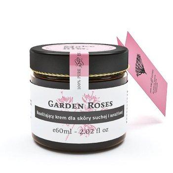 Make Me Bio, Garden Roses, nawilżający krem do skóry suchej i wrażliwej, 60 ml-Make Me BIO