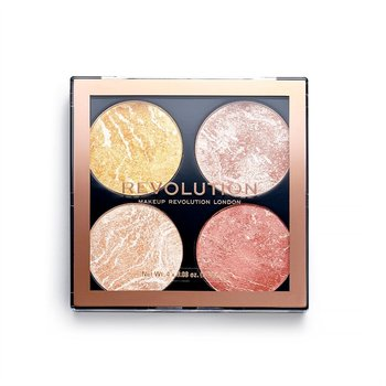 Makeup Revolution, Cheek Kit, paleta do konturowania Make It Count, 4x2,2 g-Makeup Revolution