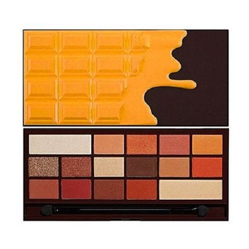 Makeup Revolution, Chocolate Orange, paleta cieni, 22 g - Makeup Revolution