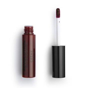 Makeup Revolution, Creme, pomadka do ust w płynie 148 Plum, 3 ml-Makeup Revolution