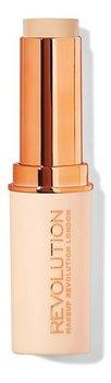 Makeup Revolution, Fast Base, podkład do twarzy w sztyfcie F3, 6 g-Makeup Revolution