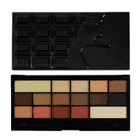 Makeup Revolution, I Love Make Up Palette, paleta cieni do powiek Chocolate Vice, 22 g