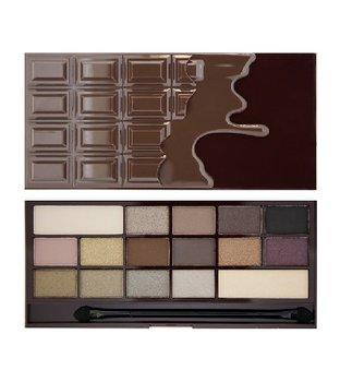 Makeup Revolution, I Love Make Up Palette, paleta cieni do powiek Death by Chocolate, 22 g-Makeup Revolution