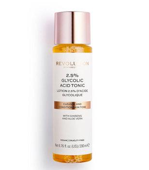 Makeup Revolution London 2,5% Glycolic Acid Tonic tonik do twarzy 200 ml-Makeup Revolution