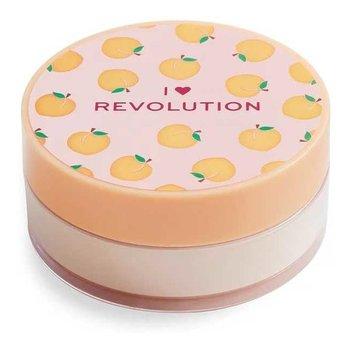 Makeup Revolution, Loose Baking, puder sypki Peach, 22 g-Makeup Revolution