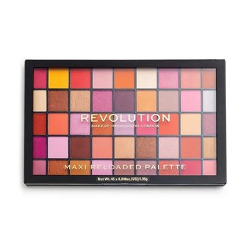 Makeup Revolution, Maxi Reloaded Palette, paleta cieni do powiek Big Big Love - Makeup Revolution