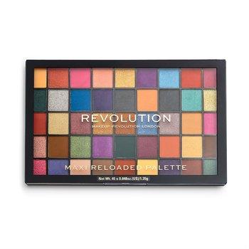 Makeup Revolution, Maxi Reloaded Palette, paleta cieni do powiek Dream Big-Makeup Revolution