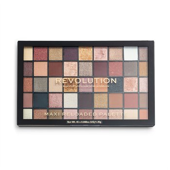 Makeup Revolution, Maxi Reloaded Palette, paleta cieni do powiek Large It Up - Makeup Revolution