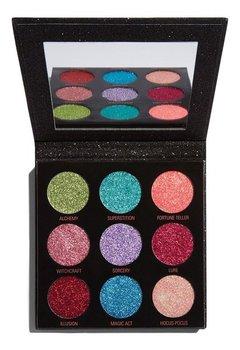 Makeup Revolution, paleta prasowanych brokatów 01 Abracadabra, 1 szt.-Makeup Revolution