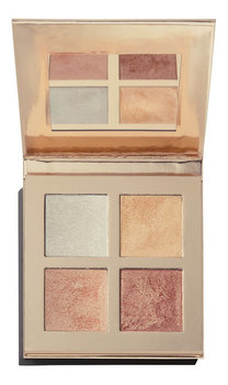Makeup Revolution, paleta rozświetlaczy Incandescent, 14 g-Makeup Revolution