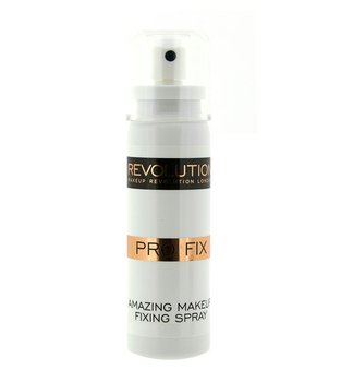 Makeup Revolution, Pro Fix Make Up Fixing, utrwalacz do makijażu, 100 ml - Makeup Revolution