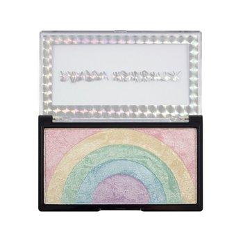 Makeup Revolution, Rainbow Highlighter, paleta rozświetlaczy, 10 g-Makeup Revolution
