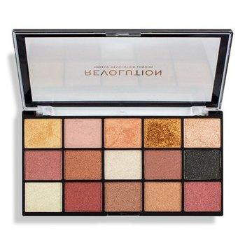 Makeup Revolution, Re-Loaded, paleta cieni do powiek Affection, 16,5 g-Makeup Revolution