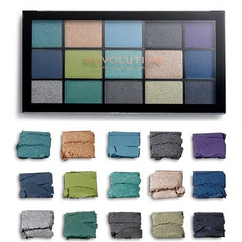 Makeup Revolution, Re-Loaded, paleta cieni do powiek Deep Dive - Makeup Revolution
