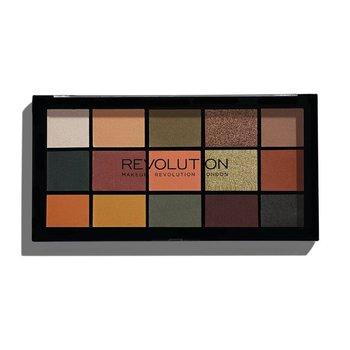 Makeup Revolution, Re-Loaded, paleta cieni do powiek Iconic Division-Makeup Revolution