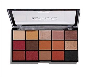 Bardzo dobra Makeup Revolution, Re-Loaded, paleta cieni do powiek Iconic OA84